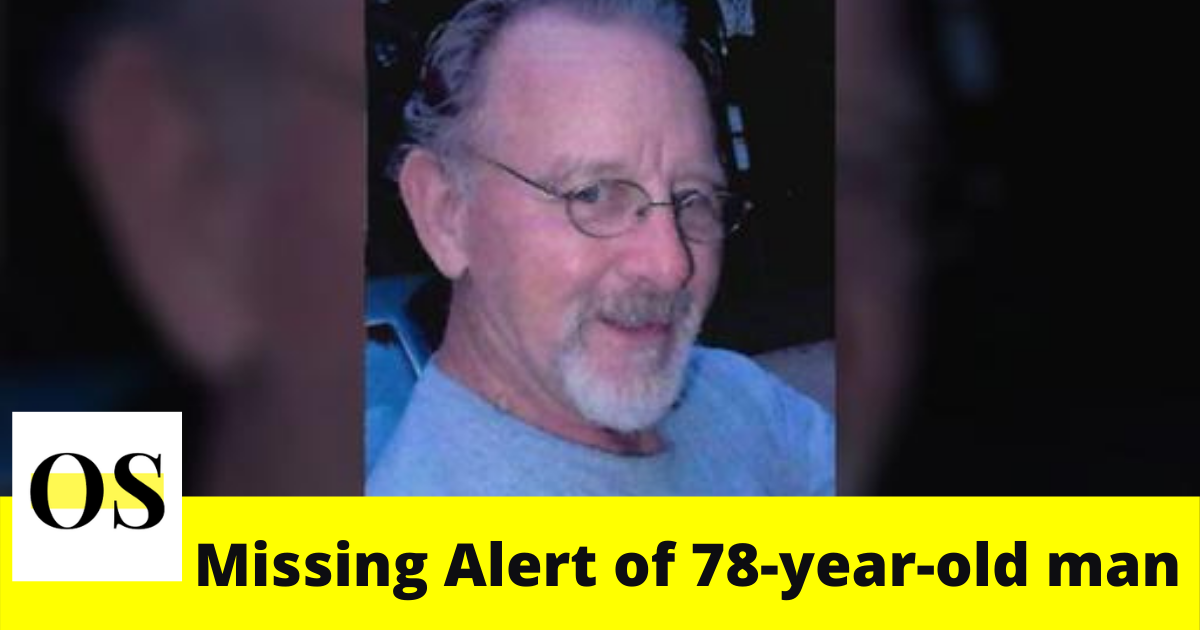 78-year-old man is missing from Dunnellon; last seen on October 4th 7