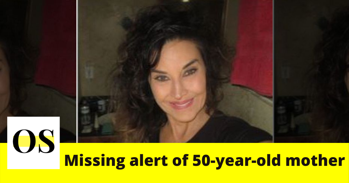 50-year-old mother is missing for over a week; last seen on September 25th 8
