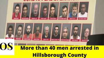 Police arrested more than 40 men in Hillsborough County 10