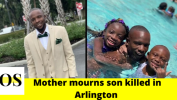 """I can't sleep. I can't eat.""; Mother mourns son killed in Arlington 16"