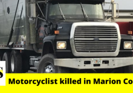 45-year-old motorcyclist killed in crash with dump truck in Marion County 8