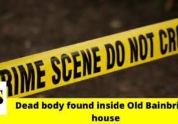 Tallahassee Police found a dead body inside Old Bainbridge house 4