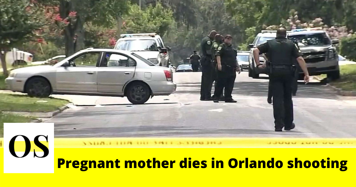 Pregnant woman killed in Orlando