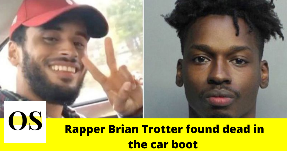 25-year-old Rapper Brian Trotter found dead in the car boot on a highway in Miami 1