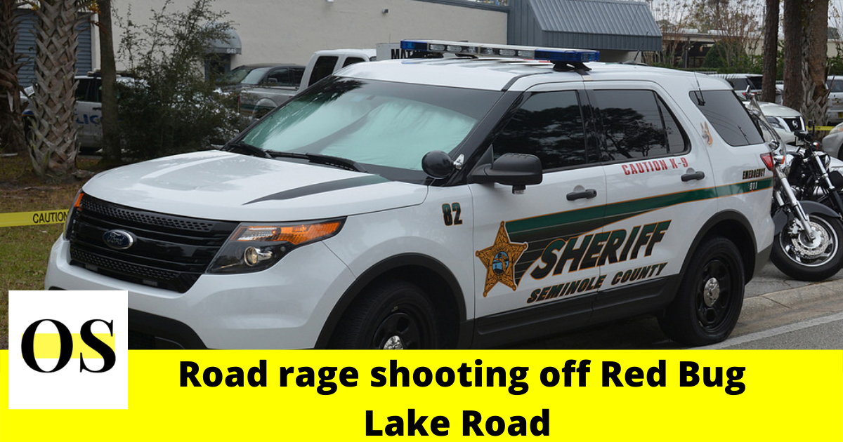 Road rage shooting off Red Bug Lake Road near Casselberry 1