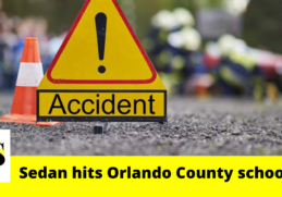 Two children injured by an accident in Orange County 2