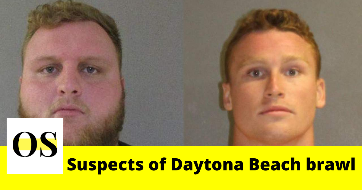 Two suspects arrested who were involved in Daytona Beach brawl 2