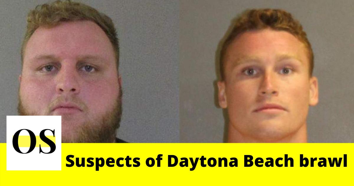 involved in Daytona Beach brawl