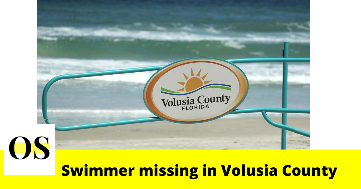 27-year-old swimmer missing after getting caught in rip current in Volusia County 1