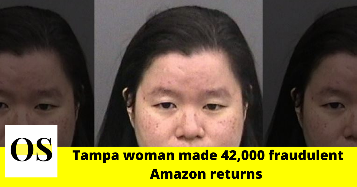32-year-old Tampa woman made 42,000 fraudulent Amazon returns 8