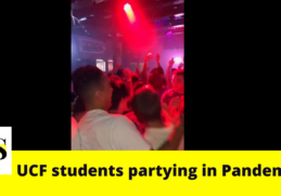UCF students are seen partying despite covid-19 and putting other students' life at danger [Video] 3