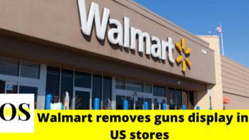 Walmart removes guns, ammo displays in U.S. stores 11