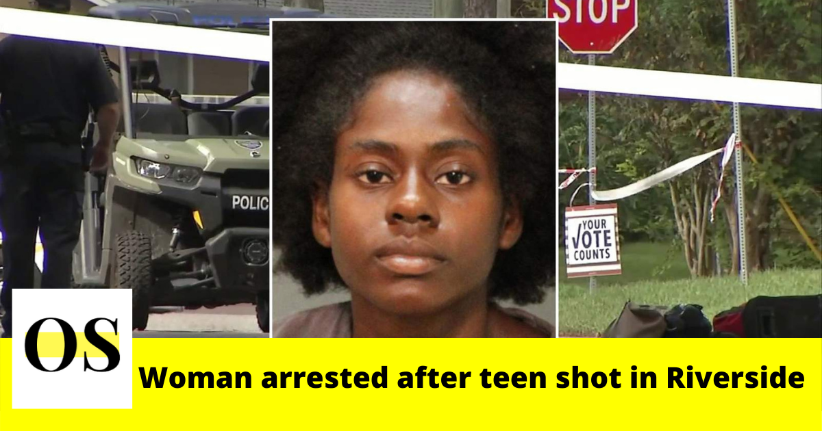 22-year-old woman arrested