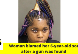 Woman blamed 6-year-old after gun found hidden outside Disney World 9