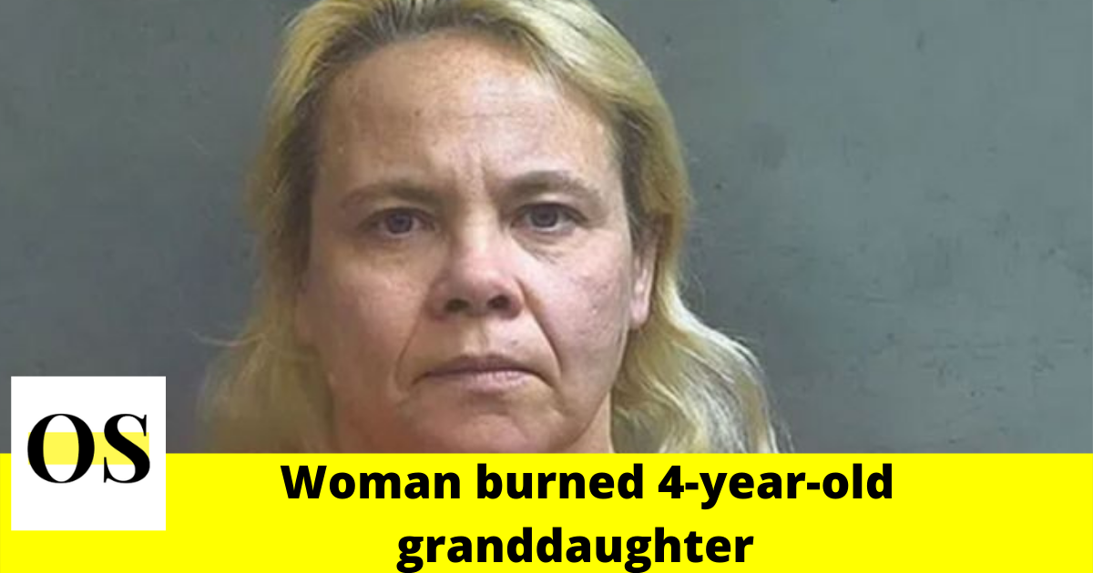 50-year-old woman burned her 4-year-old granddaughter for urinating on couch 2