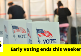 Early voting ends this weekend in Central Florida 13