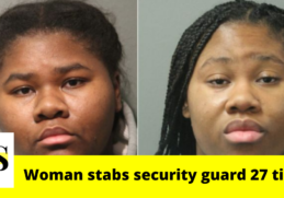 Sister stabbed security guard 27 times after being told to wear mask in Chicago store 3