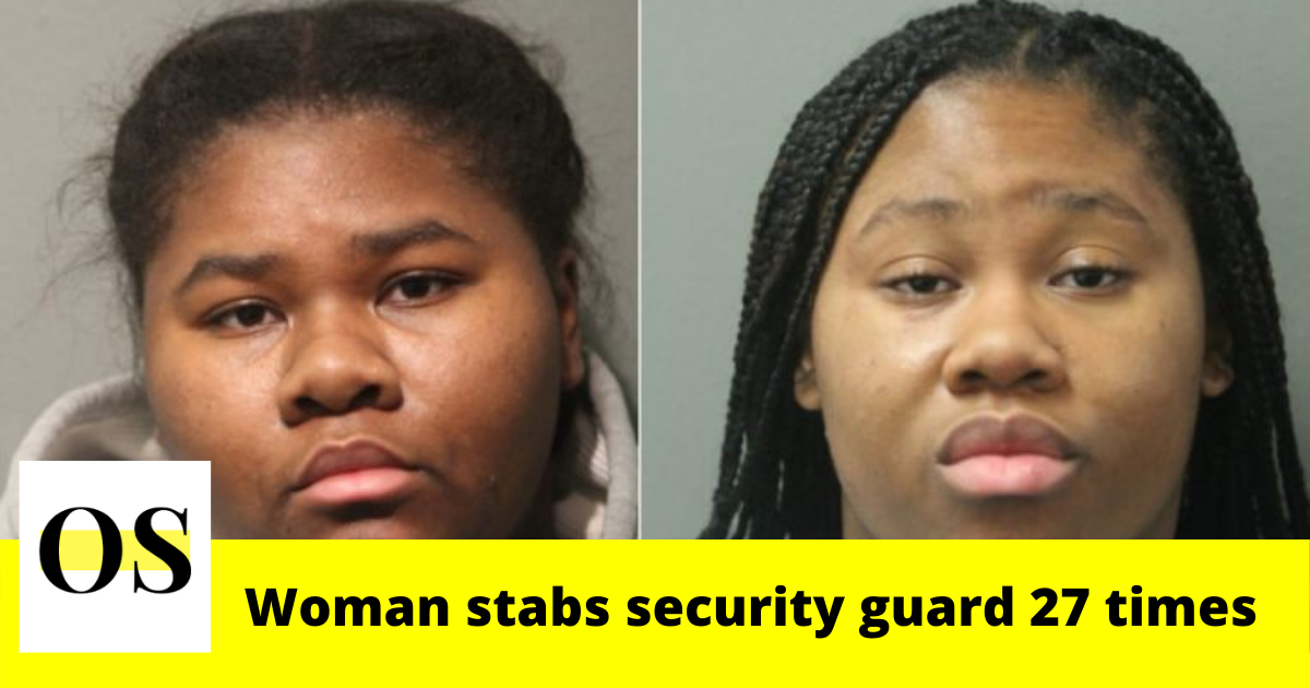 Sister stabbed security guard 27 times after being told to wear mask in Chicago store 2