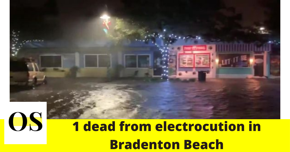 Man dies after being electrocuted in Bradenton Beach home 1