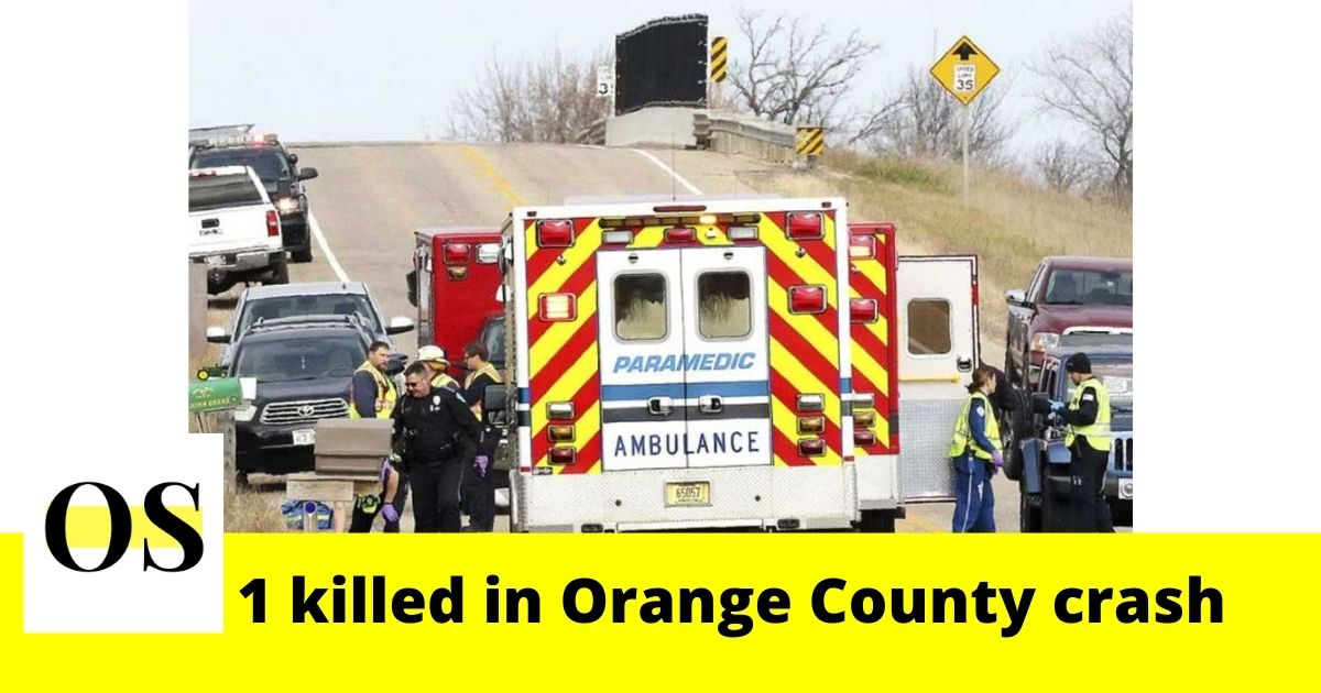 53-year-old Winter Park man killed in a crash in Orange County 2