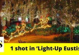 1 injured in a shooting that happened in 'Light-Up Eustis' event 7