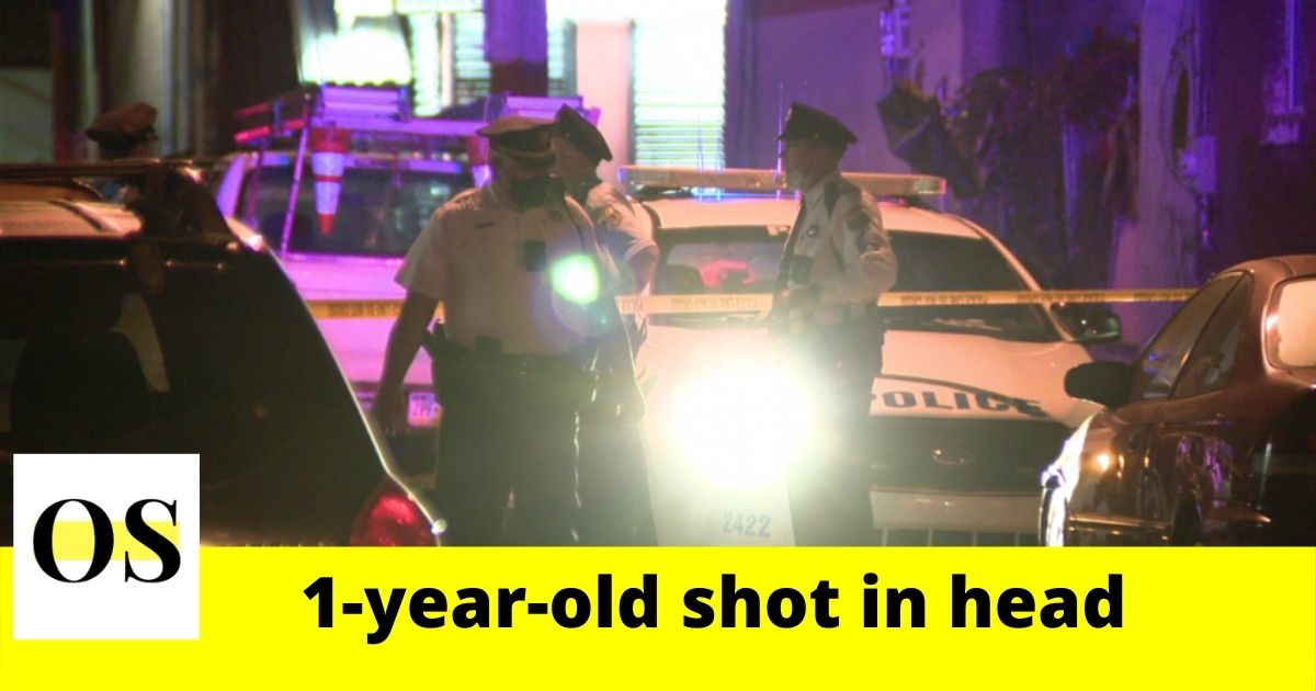 1-year-old shot in head, 9-year-old injured; 14-year-old is facing charges 3