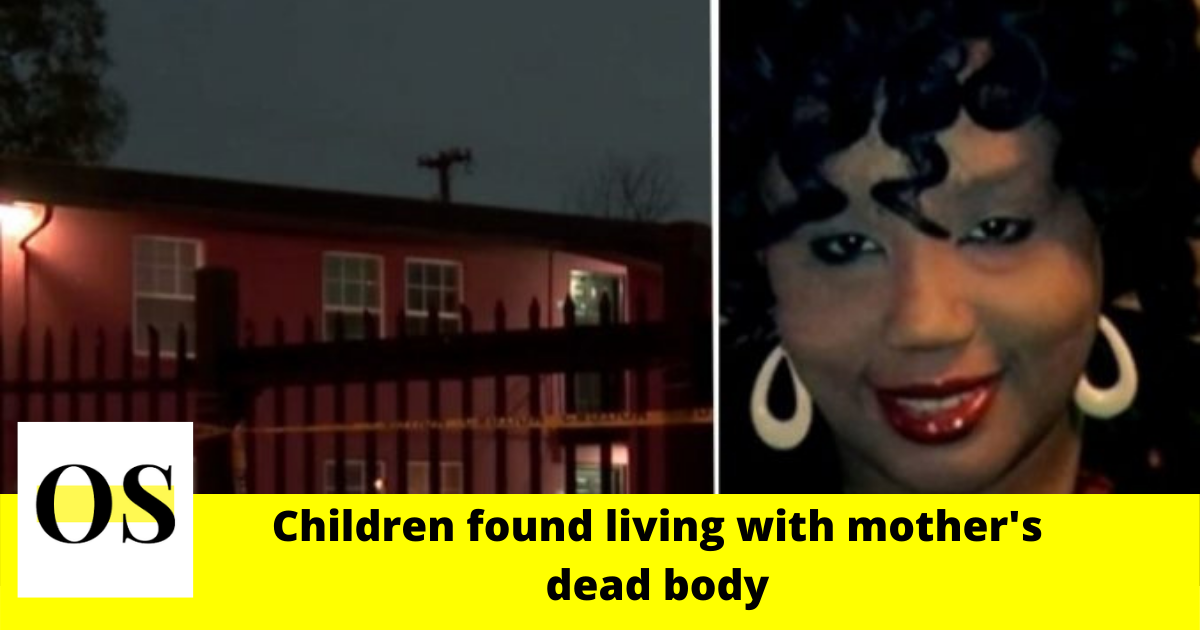 4 children found living with mother's dead body for over a year in Nashville 3