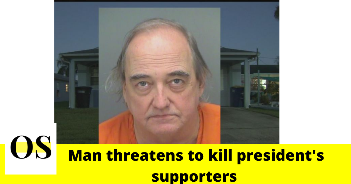 61-year-old Florida man threatens to kill president's supporters, Republican lawmakers, governor 2