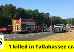 One killed on Sunday morning crash on Tallahassee 1