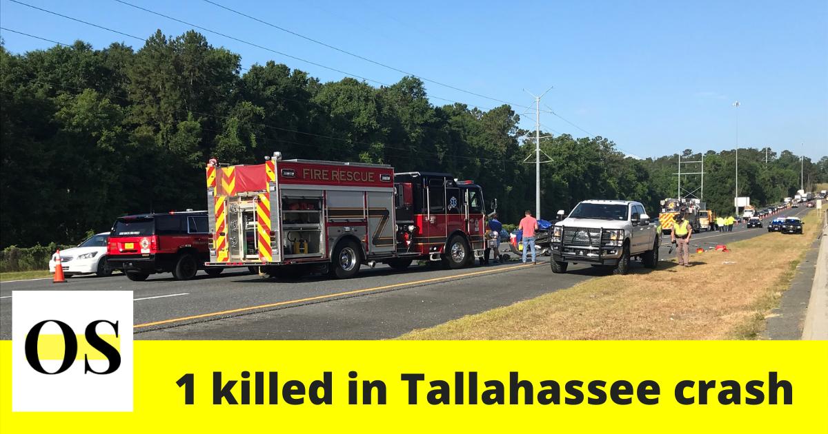 One killed on Sunday morning crash on Tallahassee 6