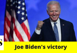 What is your reaction on Joe Biden's Victory?; Election 2020 3