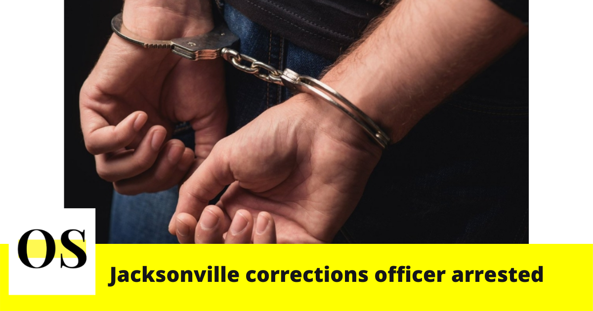 24-year-old Jacksonville corrections officer arrested for bringing drugs into jail 8