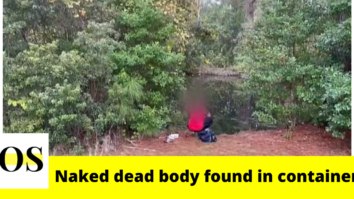 Naked dead body found inside container in a pond in Jacksonville 8