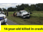 Two 14-year-old killed in a crash in Eustis 5