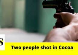 Two people shot in Cocoa, deputies say 2