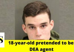 18-year-old boy who brought gun to Disney pretended to be DEA agent 3