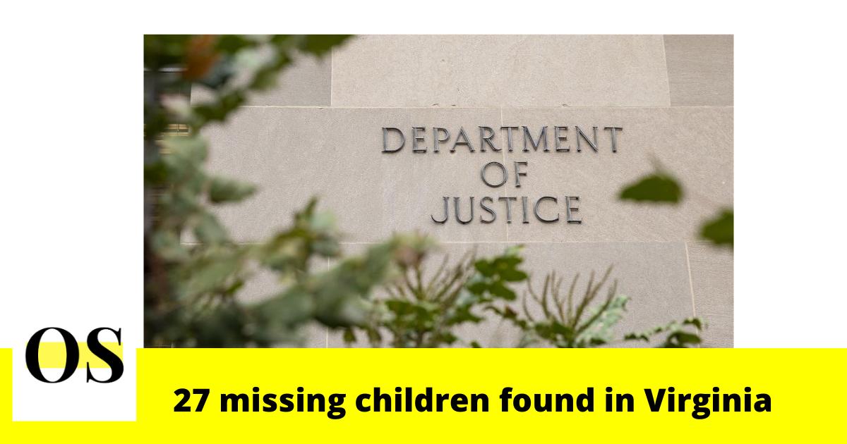 US Marshals find 27 missing children in Virginia 3