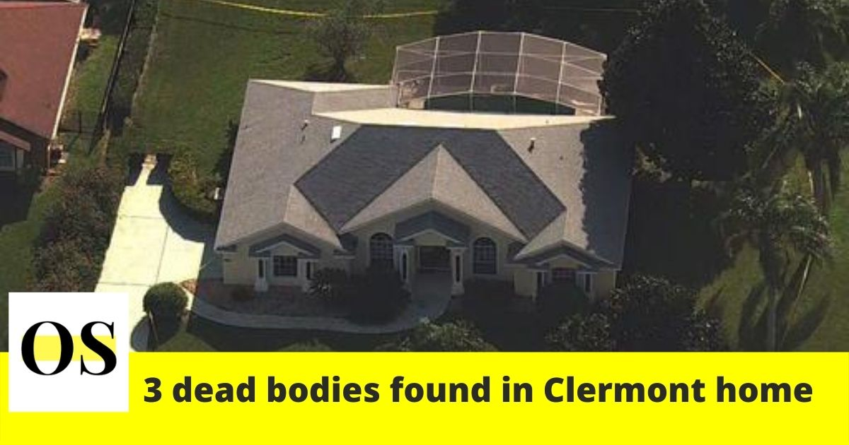 Woman killed her husband and son in Clermont 3