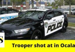 Passenger fires shots at a trooper in Ocala 3
