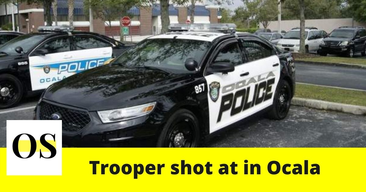 Passenger fires shots at a trooper in Ocala 4