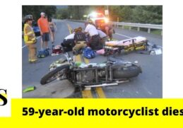 59-year-old motorcyclist died in a crash in North Jacksonville 3