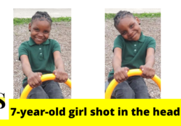 7-year-old girl shot on Detroit's east side in drive-by dies Friday 5