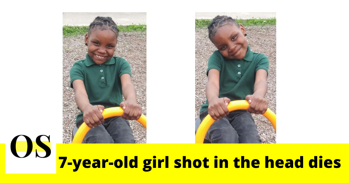 7-year-old girl shot on Detroit's east side in drive-by dies Friday 1