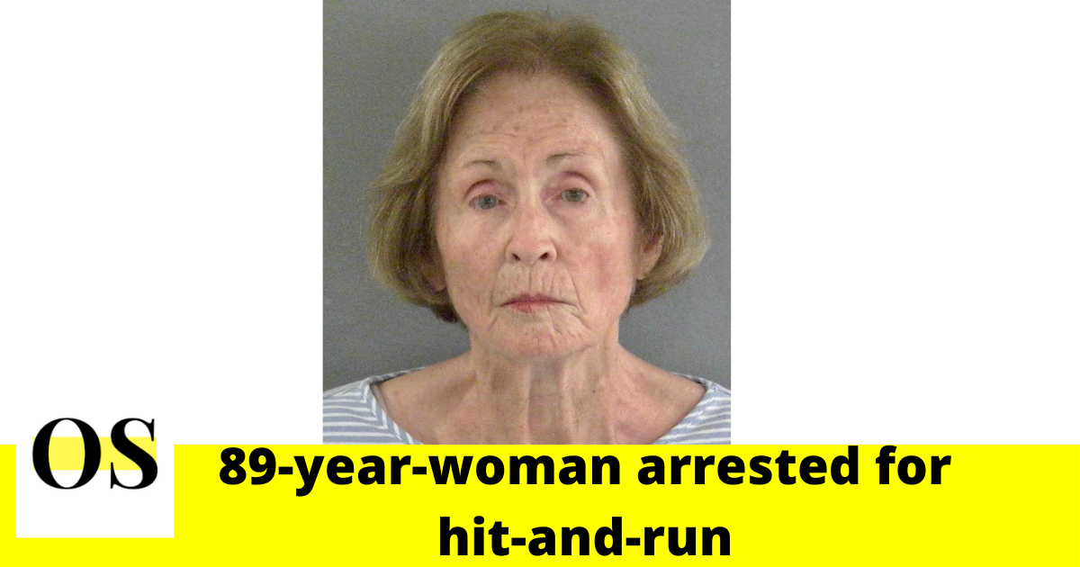 89-year-old woman arrested for hit-and-run of bicyclists in The Villages 2