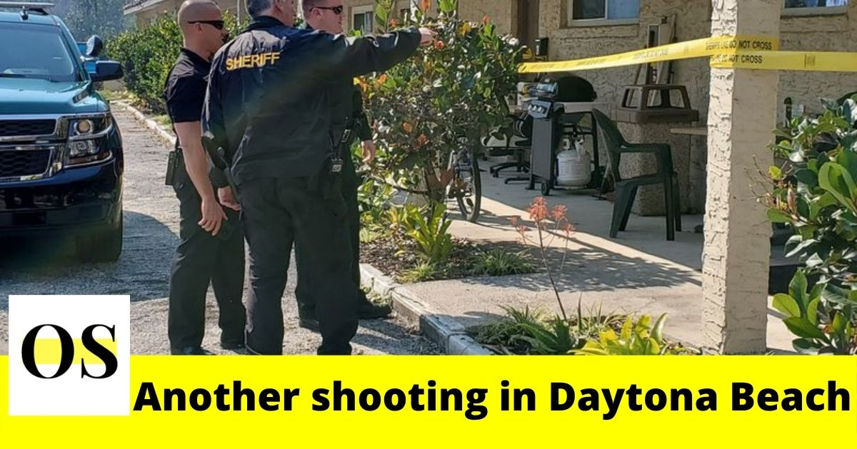 man fatally shot in Daytona Beach