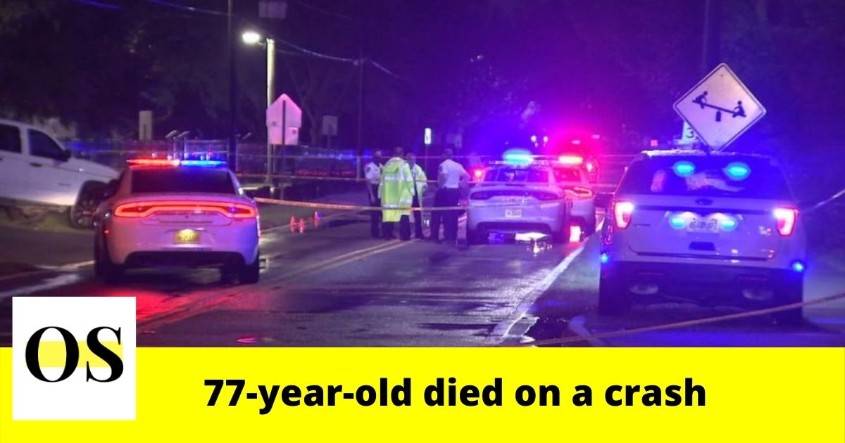 77-year-old man killed on a crash in DeBary 1