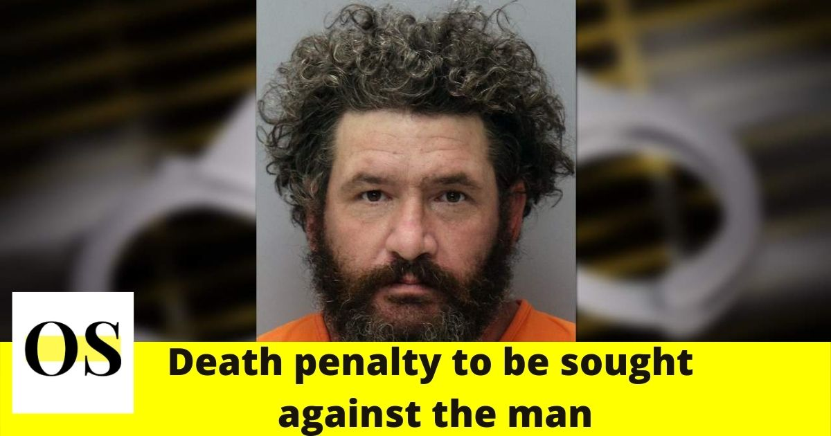 St. Johns County; death penalty to be