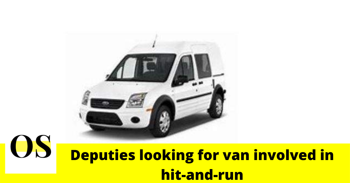 Deputies are looking for van involved in deadly hit-and-run in Kissimmee 1