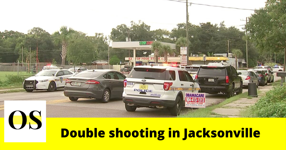 a kid in double shooting in Jacksonville