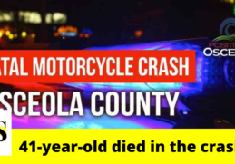 41-year-old Orlando man died in a crash in Kissimmee 7